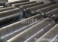 titanium ingot, plate, belt, wire, pipe