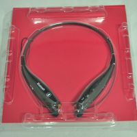 Hot selling stereo sports noise cancelling wireless headsets bluetooth for mobile phones at cheap price made in China