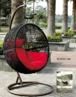 Steel Wicker rattan hanging chair