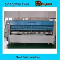 Laundry sheets folding machine, sheets folding machine, hotel sheet folding machine, hotel laundry machines