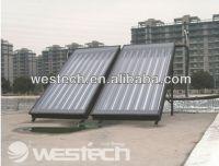 Westech Solar Water Heater Glass Tube Panel Vacuum Tube heat pipe solar panel