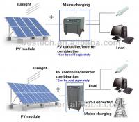Westech Monocrystalline/Polycrystalline Off-grid/On-Grid Solar PV flat Panel Solar Collector