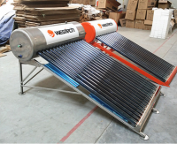WesTech Compact non-pressurized solar water heater system