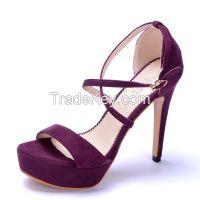 Ladies Heel shoes