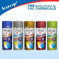 Spray paint for plastic /
