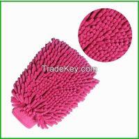 Car washing gloves, Washing Mitt, Microfiber Chenille Gloves, Microfiber Gloves