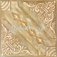 brush off color Leather wall tile for home textile and hotel decor