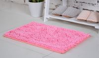 chenille carpet, chenille tufting carpet, soft floor mat