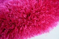 polyester shaggy carpet,polyester silk carpet,floor mat,H8 elastic with 300D carpet