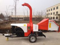 hot sale big wood chipper machine price forestry CE approved Industiral