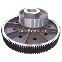 Eccentric Spur Gear for Punching Machine, 3 Inch