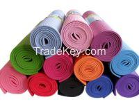 NBR/PVC yoga mat