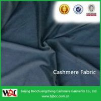 50% cashmere fabric