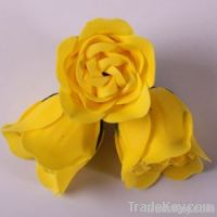 DIY Craft Supplies, Multi colors Artificial flowers Rose soap flower ,