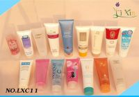 plastic tube , cosmetic tube , soft tube