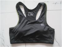 Lady's sport bra