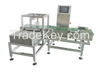 Food industry Dynamic  Weighing Machines/Automatic Check Weigher  Machine