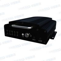 4CH Viedo and Audio Input 3G HDD Mobile DVR with GPS, 3G, WiFi