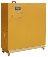 biomass pellet burning boiler