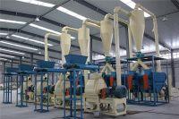 Wood flour mill