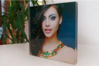 new condition digital multicolor ceramic tile printer Haiwn-600/glass printer