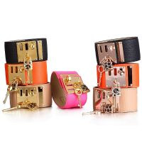 Missherr fashion new jewelry wholesale leather bracelets