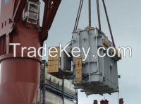 Sea transportation---heavy lift vsl