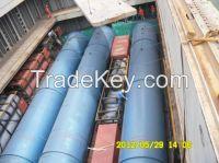 Sea freight service---break bulk vsl