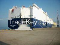 Ocean freight service---RO RO vsl