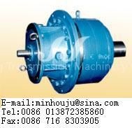 Planet Gear Reducer Used for the Pipe Jacking Machine