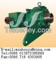 Speed reducer for electric power industry