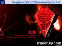 High Power Led Light LASER LED Bike Tail Light BS-01 High Quality Guar