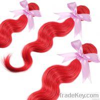 Free shipping 6A Queen Hair brazilian virgin human hair extensions