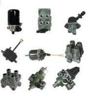 Water pump, Brake chamber , slack adjuster , brake cylinder