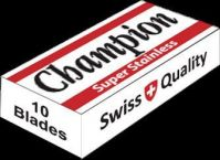 Champion Double Edge Razor Blade (10,000 Blades)