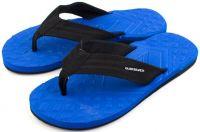 Cotton Cloth Rubber sole flip flop casual flat slipper for boys men