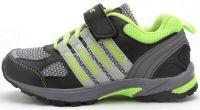 Kids PU Mesh Flat Casual Outdoor Hiking Climbing Shoes for Boys