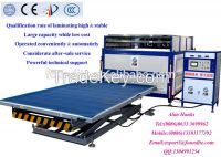 Fangding glass laminating machine: reliable quaulity, high efficiency