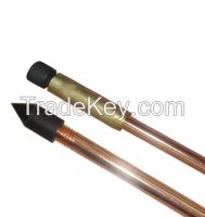 Copper clad steel ground rod