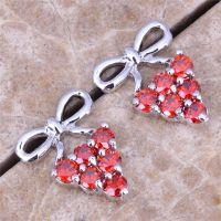 fruit earring, Strawberries earring,children earrings, cute earring, western earring