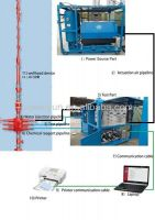 Skid Mounted Wellhead Logging Pressure Testing Equipment for Oilfield Operation
