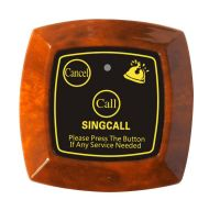 SINGCALL.Wireless Coffee Shop Service Calling System