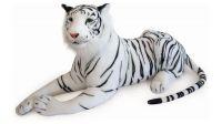 Lying Tiger Plush Toy