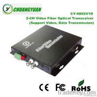 Fiber Optical Video Transceiver