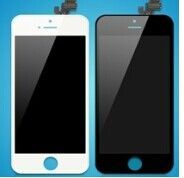 LCD Assembly for Iphone 5 5G COMES WITH SPEAKER MESH