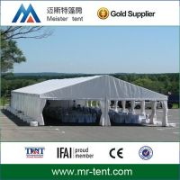 10x20m big outdoor aluminum wedding tent for sale