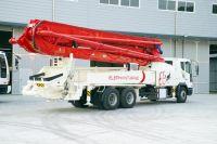 Boom concrete pump Elephant 40RX4