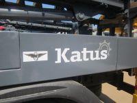 Auger drill crane Katus KA-045C
