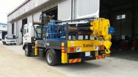Truck Mounted  Auger Crane