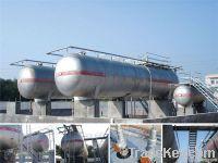 lpg storage pressure vessel/tank